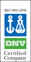 DNV certified company